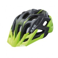 Κράνος Ked Status JUNIOR.Green-Black M 52+59cm